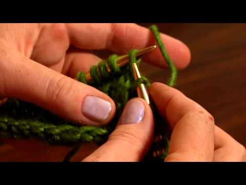 How To Fix A Dropped Stitch Without A Crochet Hook with Stefanie Japel