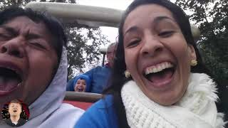 Try Not To Laugh : 1001 Funny Reaction When Play Roller coaster