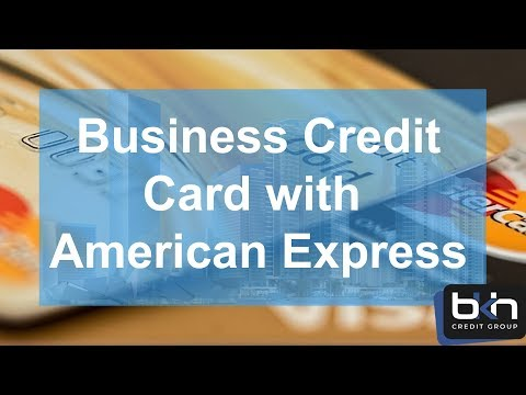 How to get a Business Credit Card with American Express AMEX