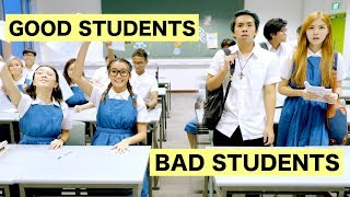 Download GOOD STUDENTS vs BAD STUDENTS Video