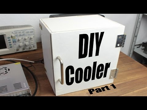 DIY Cooler (Part 1) || Peltier Module