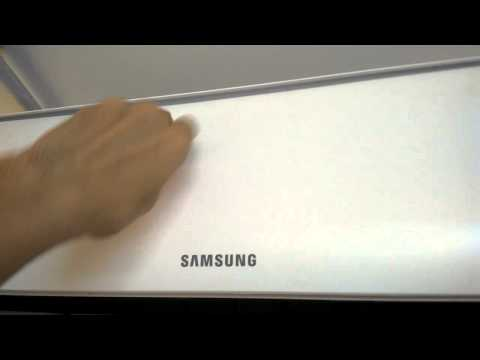 How to open Samsung air conditioner casing Part 2
