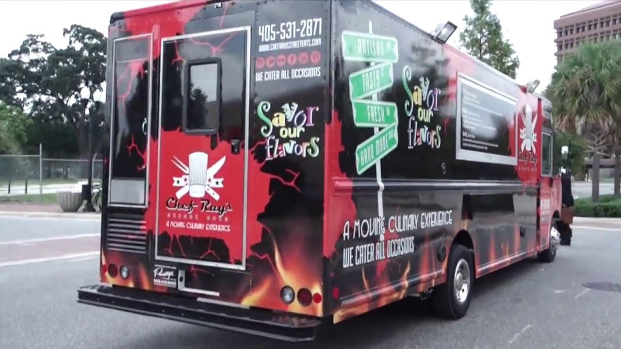 RedBud Catering Food Truck Built By Prestige Food Trucks