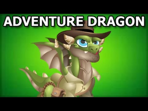ADVENTURE DRAGON Review in Dragon City Level Up