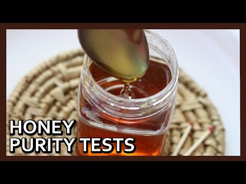 How to Test if Honey is Pure at Home | Patanjali Honey Purity Test by Healthy Kadai