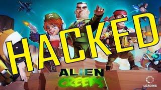 Alien Creeps Hack (Android)