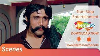 HILARIOUS Comedy Scenes from 80's BLOCKBUSTER movie GHAR GHAR KI KAHANI | Govinda | Rishi Kapoor