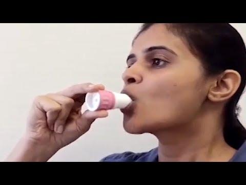 How to use Twisthaler inhaler