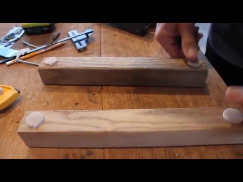 How to Make a Simple Laptop Stand!