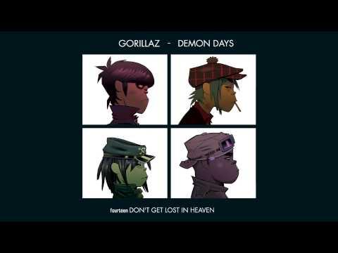 Gorillaz - Don't Get Lost In Heaven - Demon Days