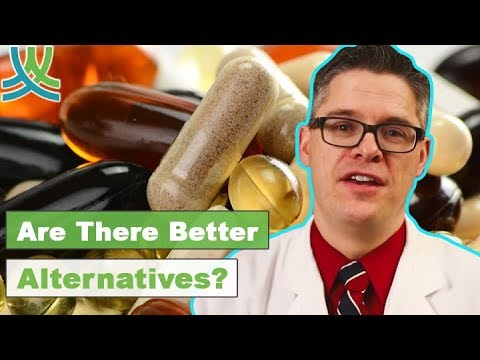Natural Supplements For Arthritis