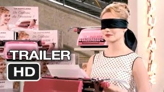 Trailer - Populaire US Release TRAILER 1 (2013) - Bérénice Bejo Movie HD