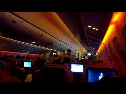 Rio de Janeiro (GIG) to Dubai (DXB) | Emirates EK248 | Economy