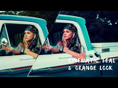 How to Get Cinematic Teal & Orange Look in PhotoShop Under 10 Second ☺