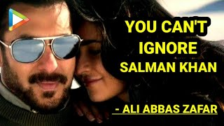 Salman Khan | Katrina Kaif | Ali Abbas Zafar | Success Interview | Tiger Zinda Hai