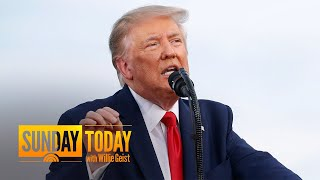 Trump Attacks 'Radical Left' While Touting Coronavirus Response | Sunday TODAY