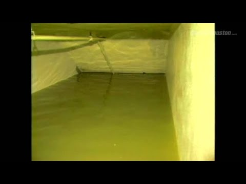Downtown Houston tunnels flood during Tropical Storm Allison