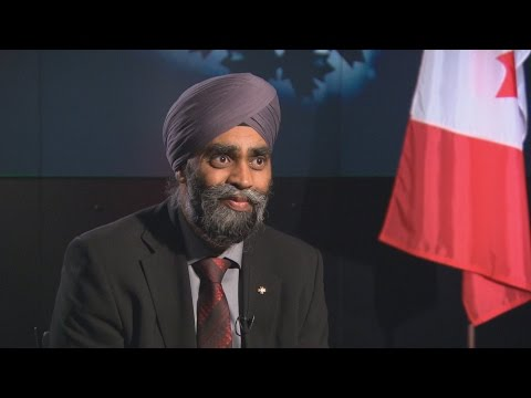 Defense Minister tries to get ISIS mission balance right