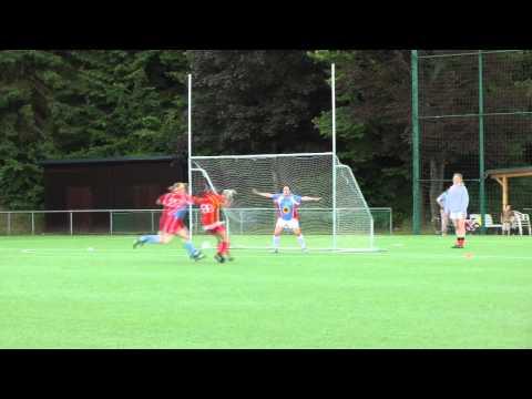 Women's Gaelic Footbal