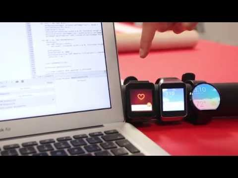 HTML5 Apps on Android Wear thanks to CocoonJS