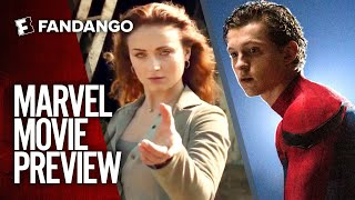 Upcoming Marvel Movie Preview 2018-2020 | Movieclips Trailers