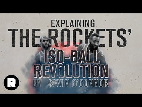 Explaining the Rockets' Iso-Ball Revolution   The Ringer