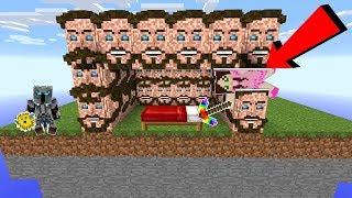 Minecraft: PEWDIEPIE LUCKY BLOCK BEDWARS! - Modded Mini-Game