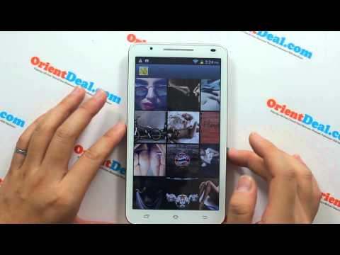U89 MTK6589 Quad Core 3G Smartphone Android 4.2.1 with 6 0 inch GPS Dual SIM 1GB+4GB