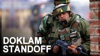 India-China standoff in Doklam