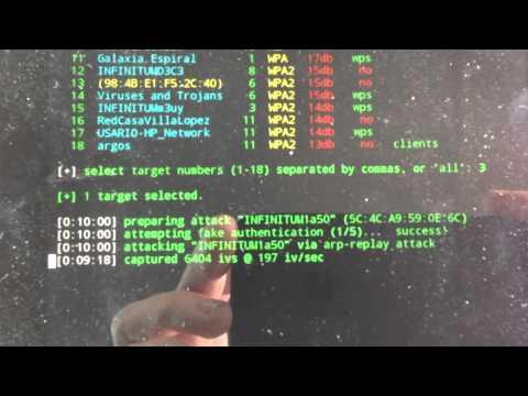 How to hack Wifi | Wireless WEP key cracking | Cyber 51