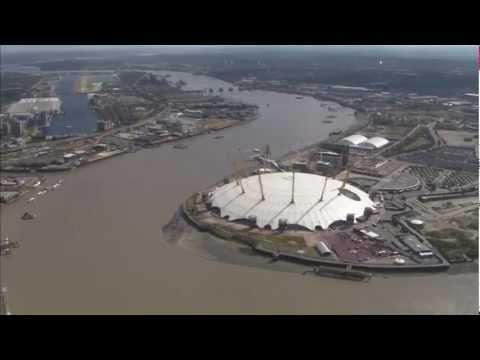 Climb Up at the O2 Arena, London, U.K. [HD]