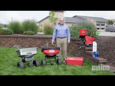 Landscape Spreader Varieties and Uses