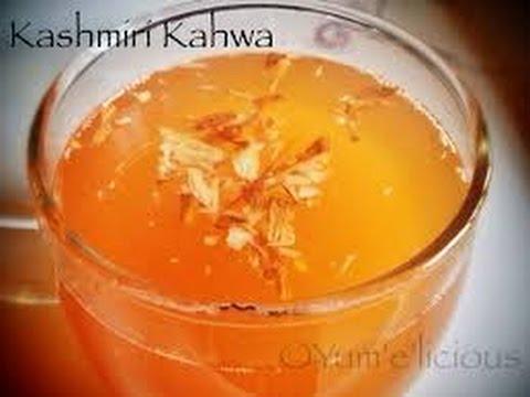How to Make Kashmiri Kahwa in Microwave