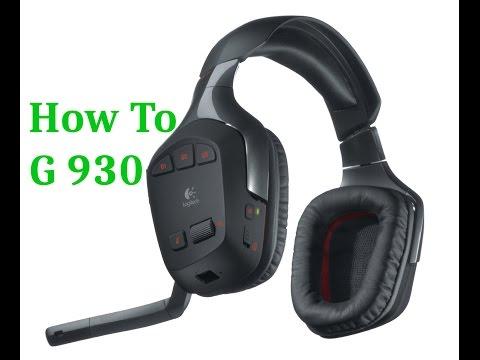 [How To] Logitech G930 - Logitech Gaming Software - Keine Geräte erkannt