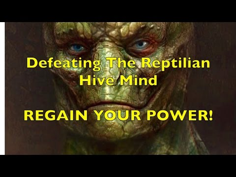 How to DEFEAT the REPTILIAN CONSPIRACY with Sound Vibrations