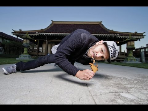 Jay Rawk, Breakdancing Demonstration @ TeenHQ