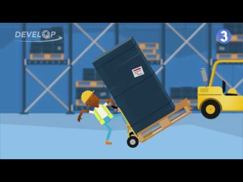 8 Second Lesson - Manual Handling (by Develop Training)