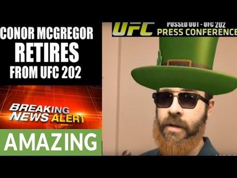 Voice actor impersonates Conor McGregor in parody interview