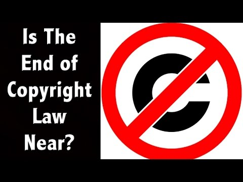 The End of Copyright, Trademark, and Patent Law? Will They Cease to Exist in a Few Years?