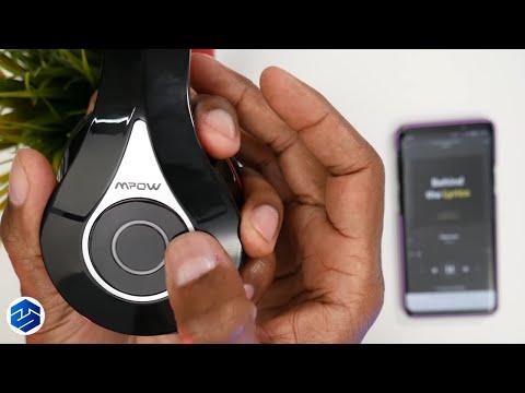 Mpow 059A Over Ear Bluetooth Headphones