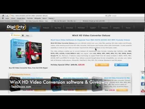 Video convertor software and a Special Giveaway offer