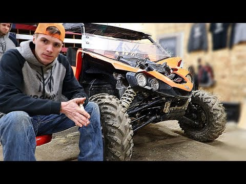 Crush is NOT Ready to Race... YXZ 1000r