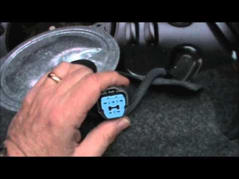 99 Accord EX Low Fuel Indicator Testing