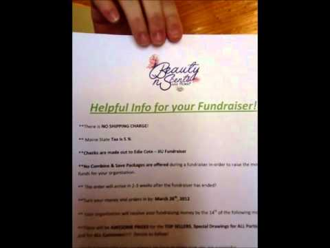 Scentsy Fundraiser Packets and What goes in Them