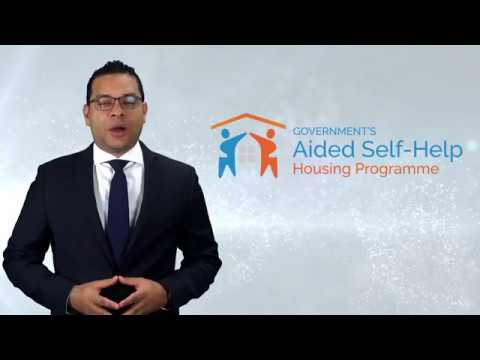 Government's Aided Self-Help Housing Programme