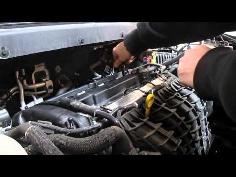 How To Change Spark Plugs On A Dodge Journey 2014