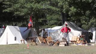 28th Annual Fall Muster At Beauvoir