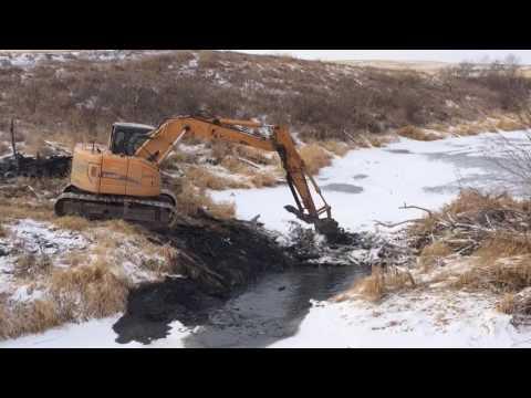 Case 135 vs Beaver Dam