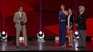 Flames' Gaudreau wins Lady Byng Memorial Trophy