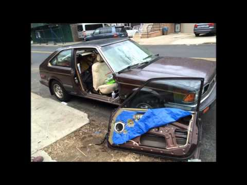 DIY Car Door Vaporguard replacement (using common household materials) [moisture / vapor barrier]